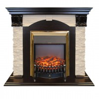 RealFlame Dublin Lux AO  с Fobos BR S